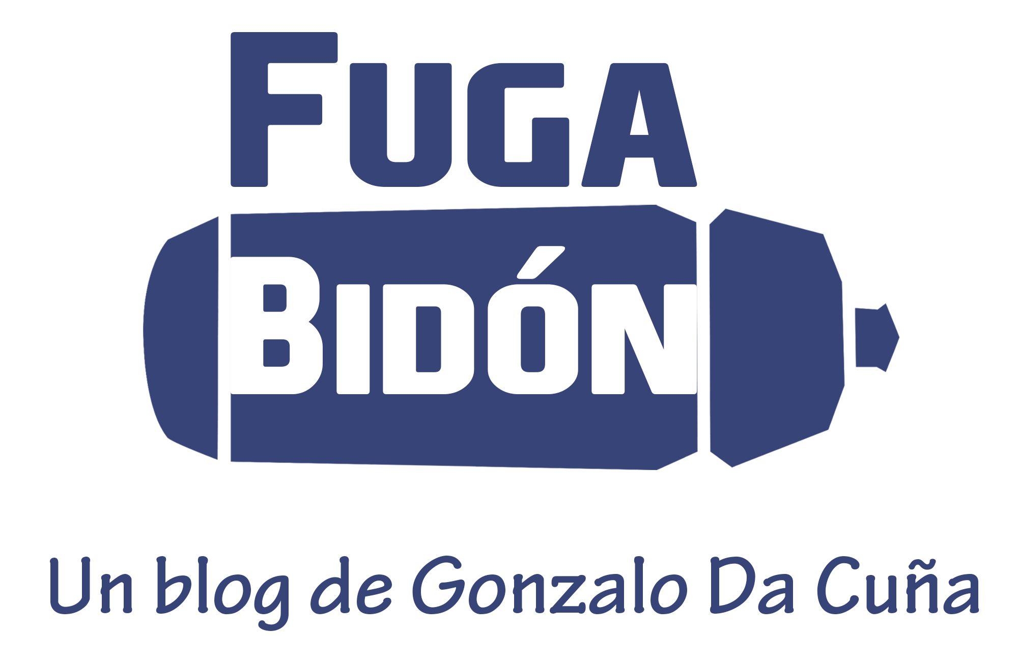 Fuga Bidón