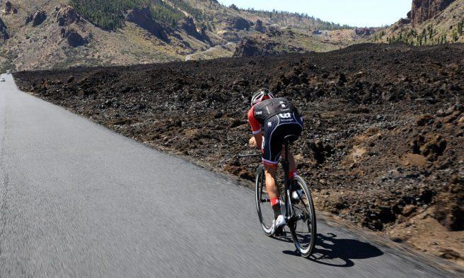 Contador - Teide