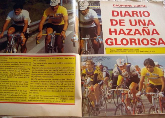 Revista Mundo Ciclístico nº 75