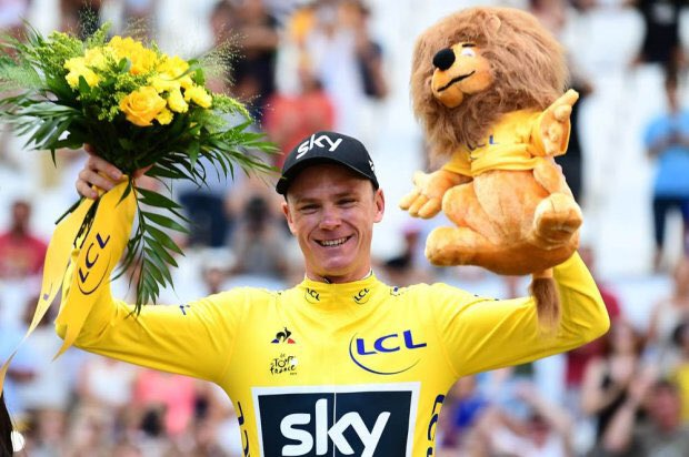 Froome - le Tour