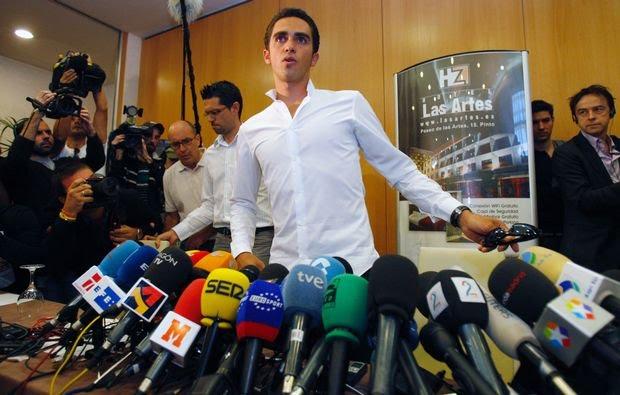 Contador - Tertulia Deportiva
